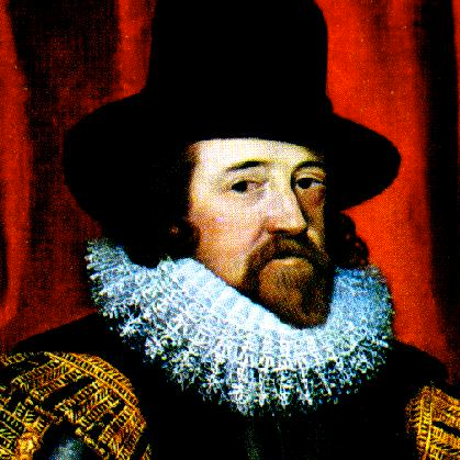 Portrait of Sir Francis Bacon (1561-1626)